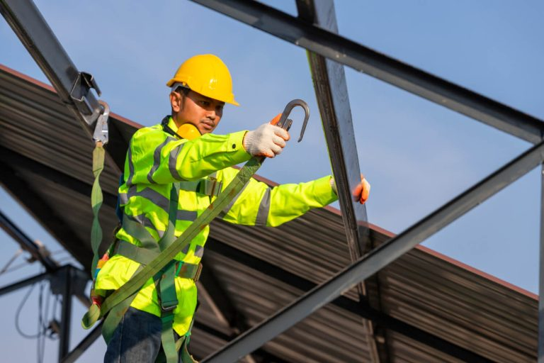 בטיחות עבודה בגובה